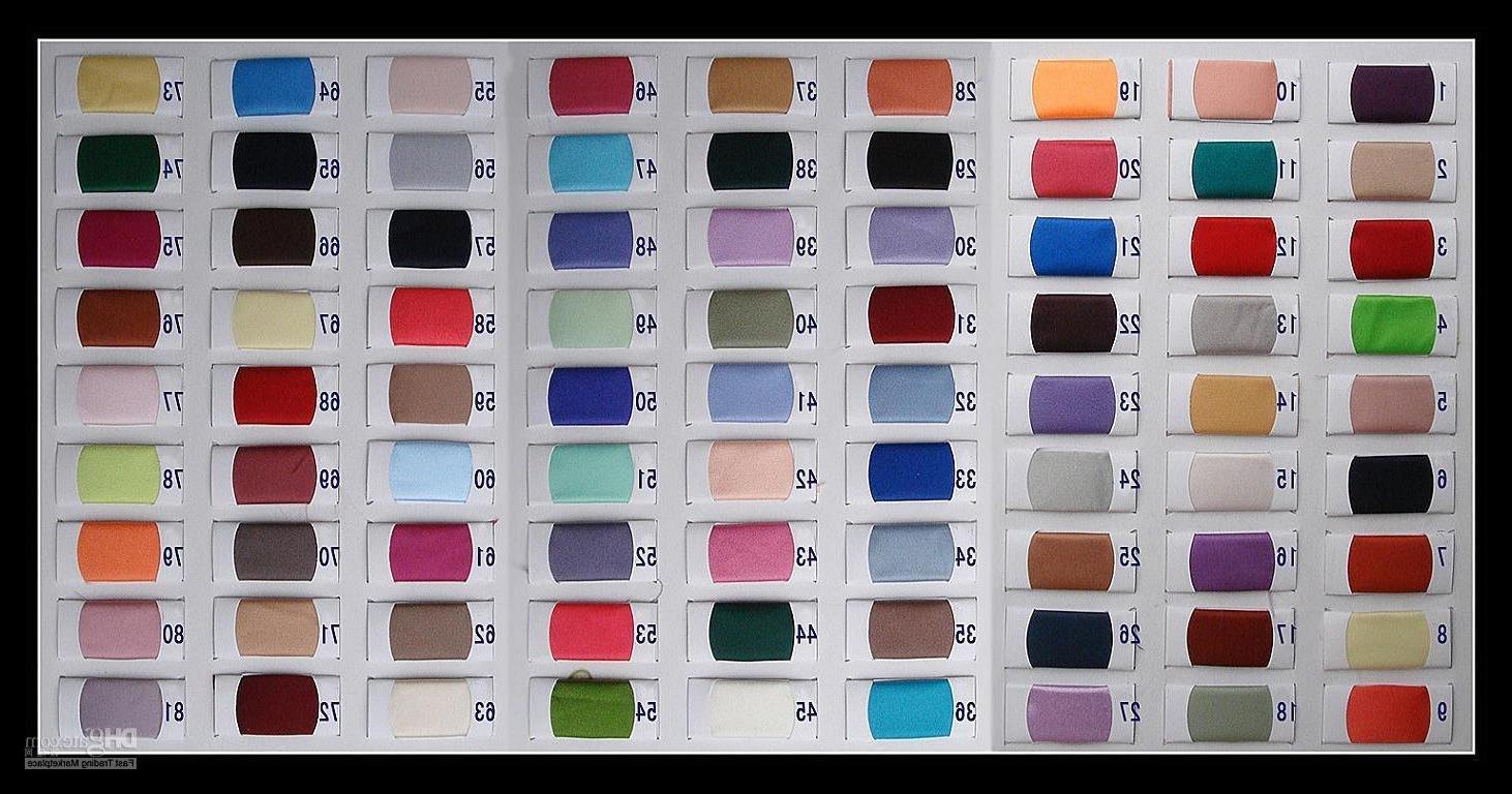 The dress color choose