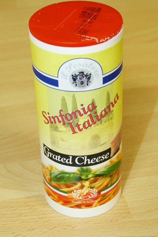 Твердый тертый сыр