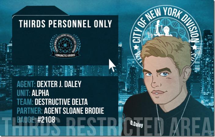 Dexter J Daley