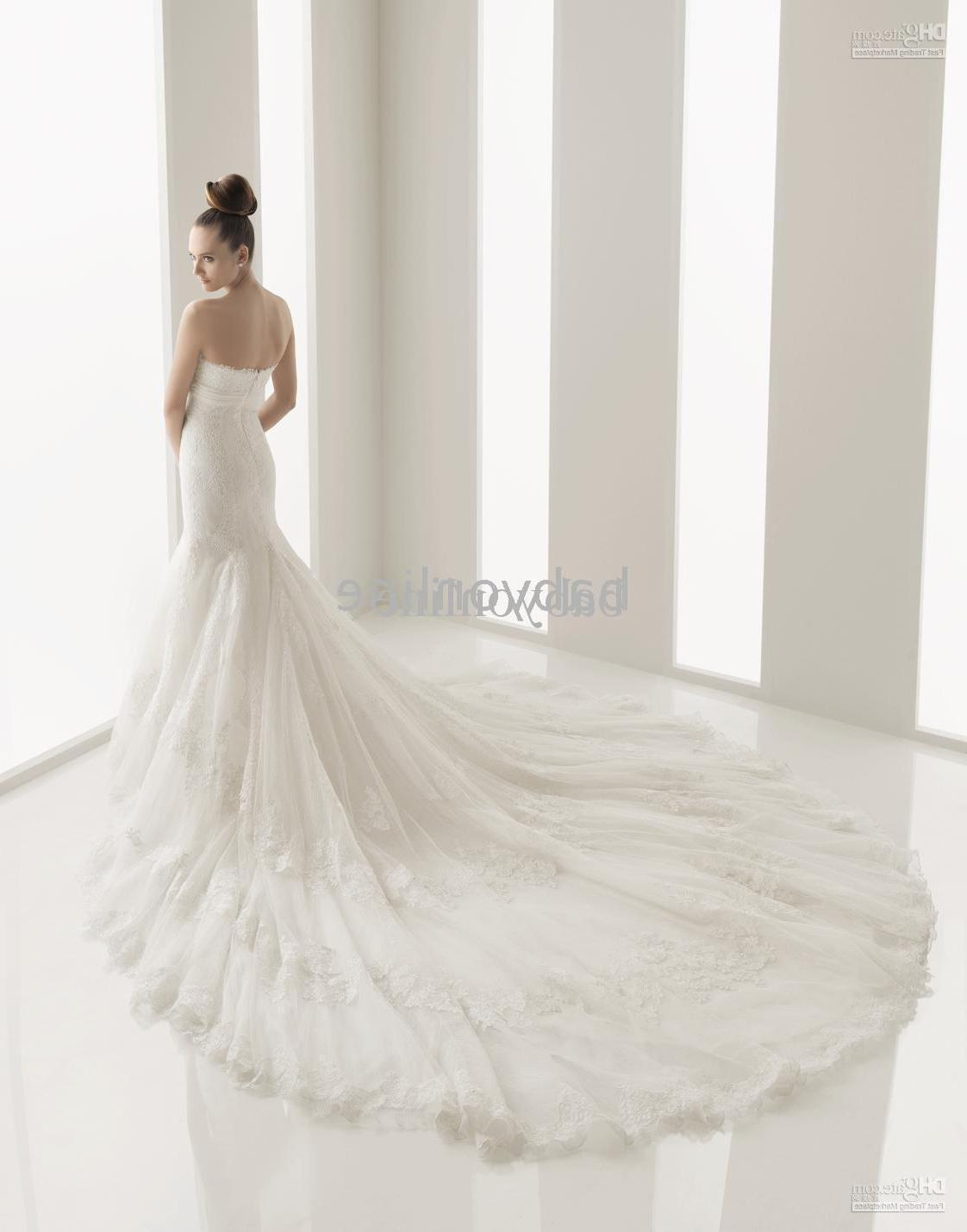 for her wedding dress with
