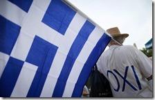 In Grecia vince il No
