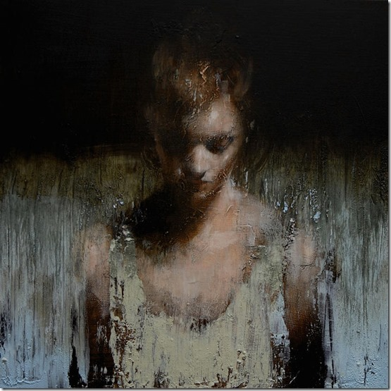 study for blue wave-Mark-Demsteader-ENKAUSTIKOS