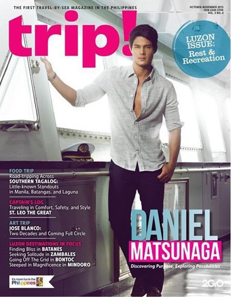 Daniel Matsunaga for Trip October-November 2015