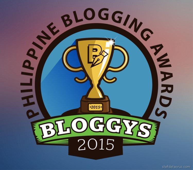 2015 Bloggys