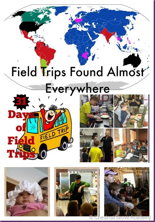 Field Trips Everywhere