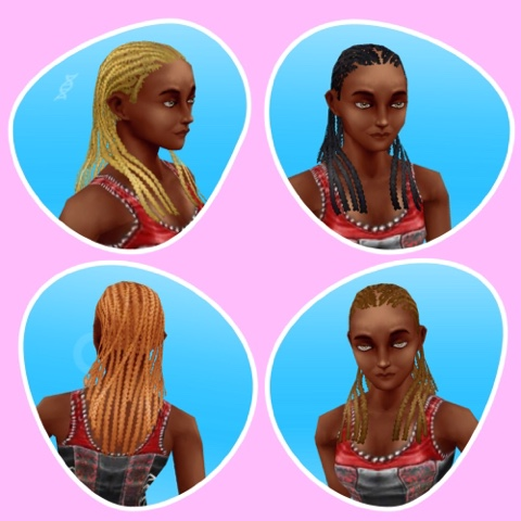 Sims Freeplay Long Hair Review Greenoid Gemzicle