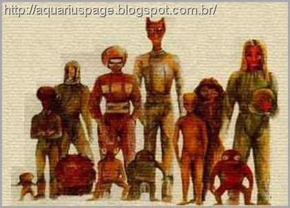 raças-alienigenas