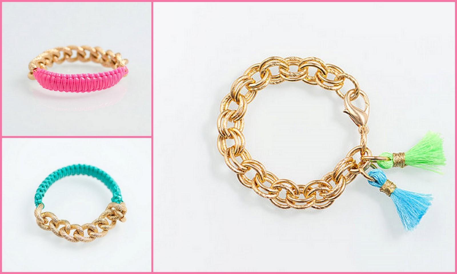 Tassel bfrend gold chain