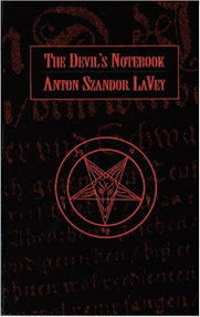 Cover of Anton Szandor LaVey's Book The Devil Notebook