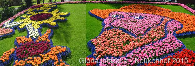Glória Ishizaka - Keukenhof 2015 -´van gogh