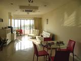 one bedroom apartment on 3 floor in krisadanakorn condotel  to rent in Na Jomtien Pattaya