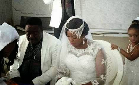 Mr Ibu actor John Okafor Weds Longtime Girlfriend!