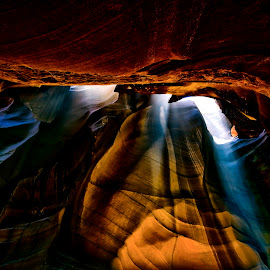 Light by Stanley P. - Landscapes Caves & Formations ( light )