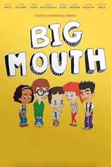Baixar Filme Big Mouth 1ª Temporada (2018) Dublado Torrent Grátis