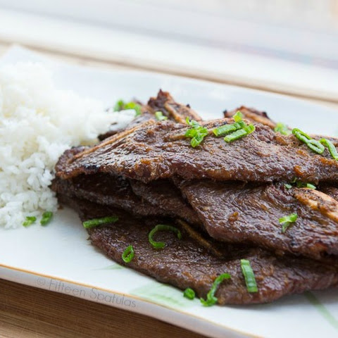 Korean Kalbi Beef