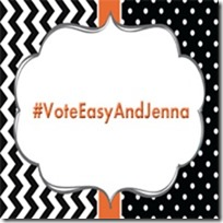 #VoteEasyAndJenna