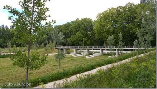 Parque Arantzadi - Pamplona
