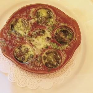 garlic snails paris