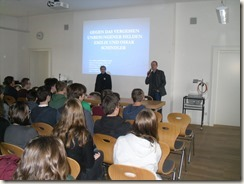 Neuburg Donau  Descartes Gymnasium 001