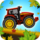 Tractor Hill Racing APK for Bluestacks
