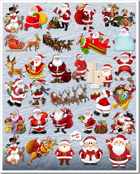 Santa Claus PNG Clipart