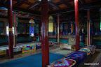 I już można doświadczyć atmosfery buddyjskiej medytacji.