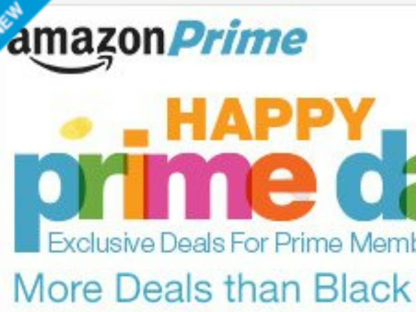 Amazon Exclusive One Day Sale for Prime Members Only!