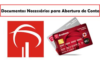 como-abrir-conta-corrente-no-bradesco-documentos-www.2viacartao.com