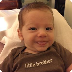 Henry's Smiles!
