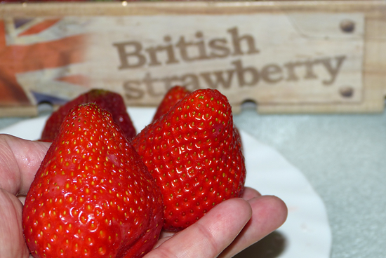 British strawberry