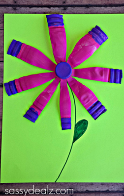 flower-water-bottle-craft-for-kids
