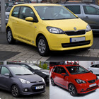 Post image for 3 Amazing City Cars
