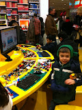 At the Lego Store in Chicago 01142012