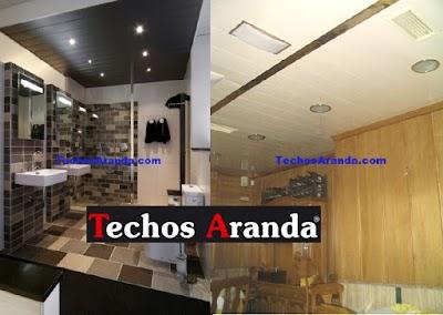 Techos aluminio Santa Brígida