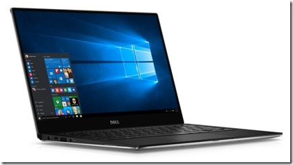 Dell XPS 13 Intel Skylake