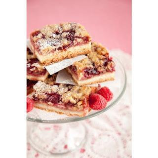 Fresh Raspberry Bars Recipes