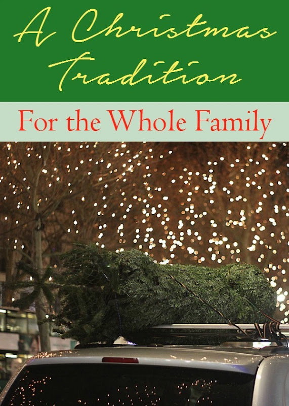 A wonderful Christmas tradition to start with your family.