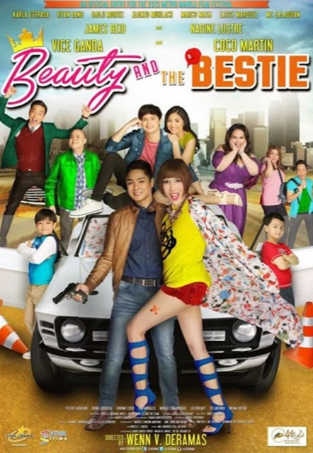 MMFF 2015 Beauty and the Bestie