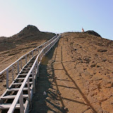 Stairs to the Summit, Bartolome Island