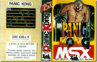 Panic Kong