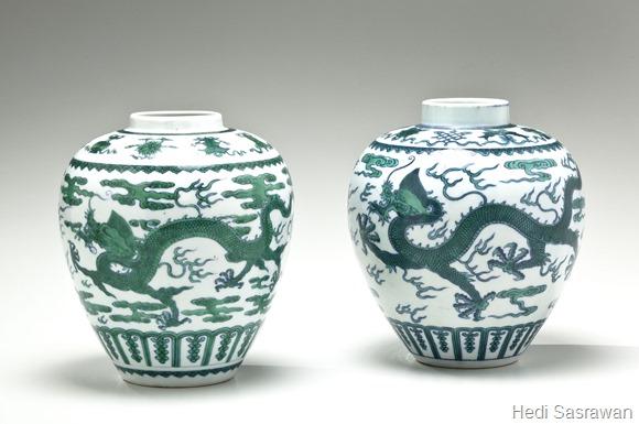 kerajinan keramik Tiongkok