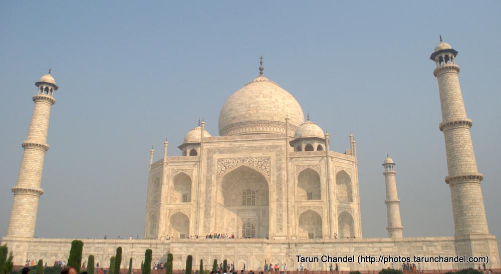 Taj Mahal, Tarun Chandel Photoblog