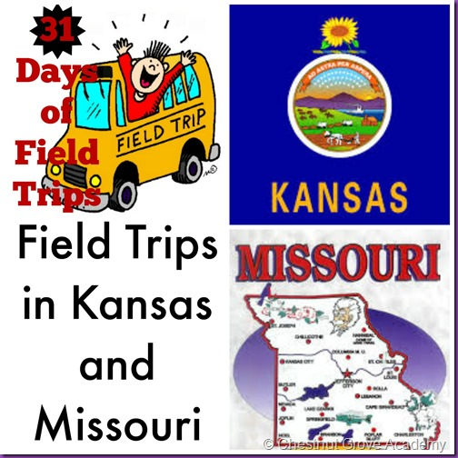 Kansas and Missouri Field Trips