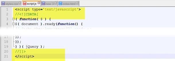 codice-javascript-modello-blogger
