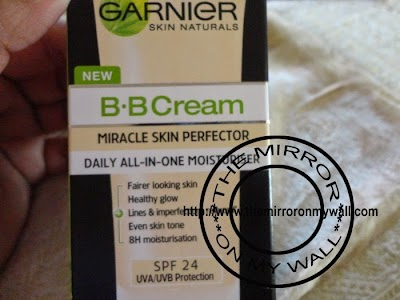 Garnier BB Cream Miracle Skin Perfector3.JPG