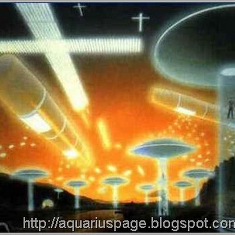 O Arrebatamento Extraterrestre ?