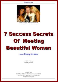Cover of Jdog's Book 7 Success Secrets Of Meeting Beautiful Women