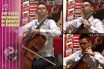 Concierto de Jóvenes Intérpretes: Francisco Javier Escrihuela Gandía, violoncello... Excelente chelista.