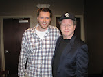 with Darrel Hammond at the Improv in Chicago