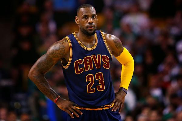 LBJ Debuts Alternate LeBron 12 Elite PE as Cavs Take 30 Lead